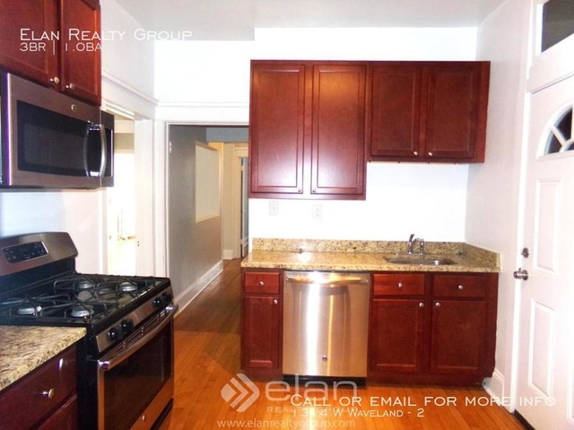 3 Bedrooms, Lakeview Rental in Chicago, IL for $1,950 - Photo 2