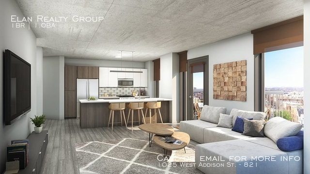 1 Bedroom, Wrigleyville Rental in Chicago, IL for $2,628 - Photo 1