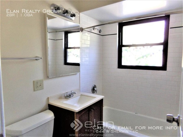 2 Bedrooms, Rogers Park Rental in Chicago, IL for $1,380 - Photo 2