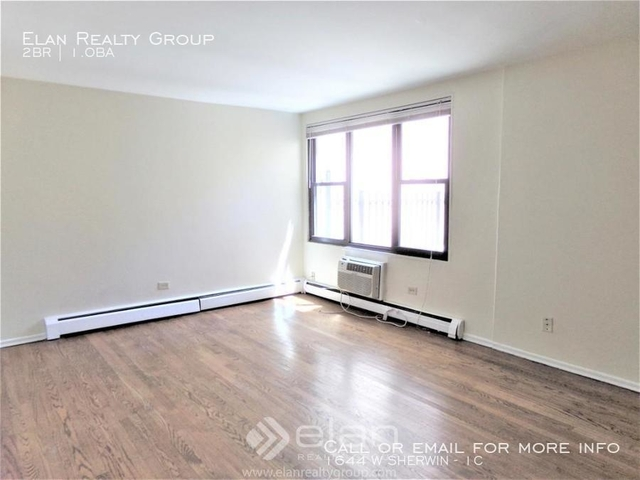 2 Bedrooms, Rogers Park Rental in Chicago, IL for $1,380 - Photo 1