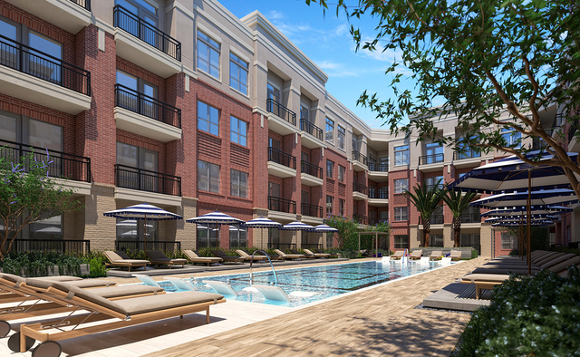 2 Bedrooms, Washington Avenue - Memorial Park Rental in Houston for $2,386 - Photo 1