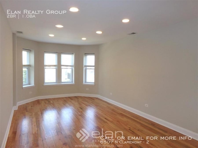 2 Bedrooms, West Rogers Park Rental in Chicago, IL for $1,400 - Photo 1