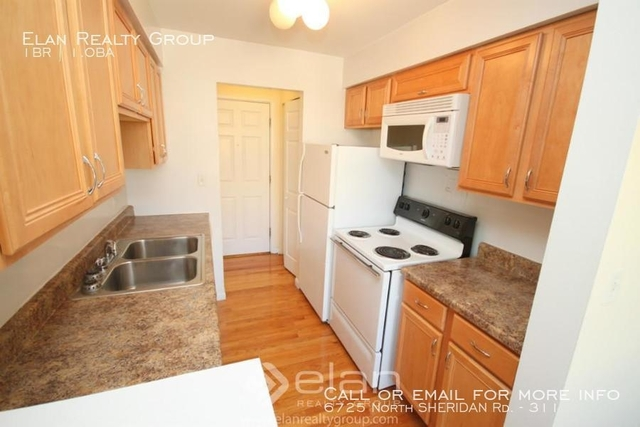 1 Bedroom, Rogers Park Rental in Chicago, IL for $1,117 - Photo 1
