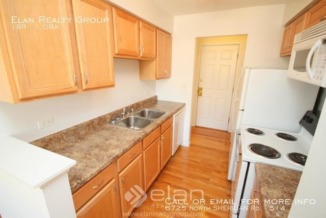 1 Bedroom, Rogers Park Rental in Chicago, IL for $1,102 - Photo 2