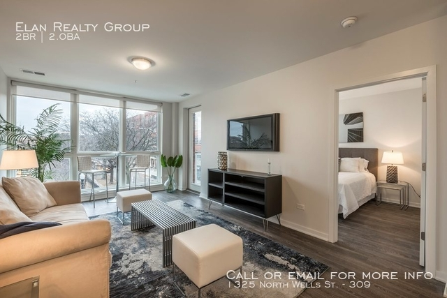 2 Bedrooms, Old Town Rental in Chicago, IL for $3,425 - Photo 1