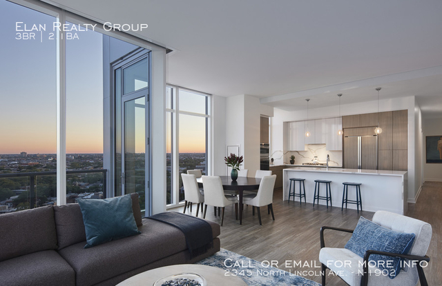 3 Bedrooms, Lincoln Park Rental in Chicago, IL for $7,934 - Photo 1