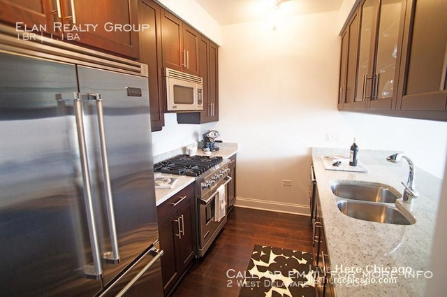 1 Bedroom, Near North Side Rental in Chicago, IL for $4,380 - Photo 1