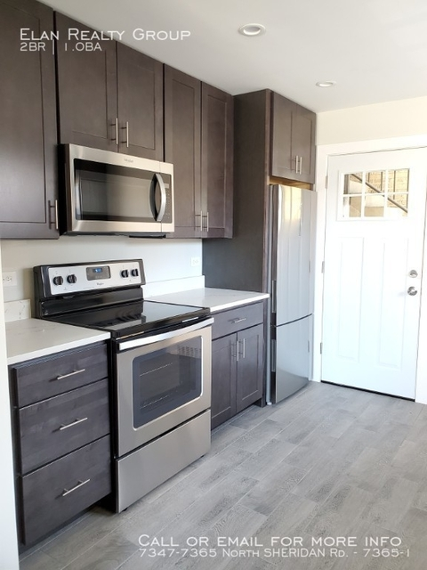 2 Bedrooms, Rogers Park Rental in Chicago, IL for $1,895 - Photo 2