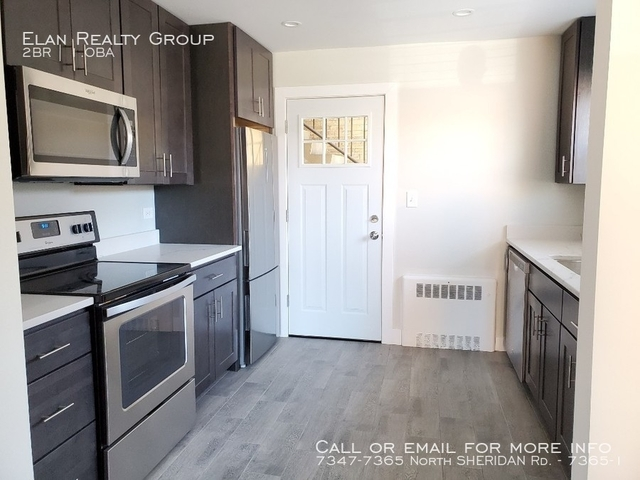 2 Bedrooms, Rogers Park Rental in Chicago, IL for $1,895 - Photo 1