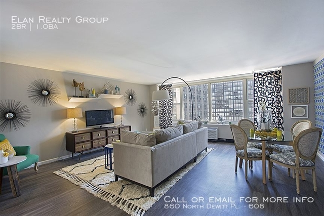 2 Bedrooms, Gold Coast Rental in Chicago, IL for $2,395 - Photo 2