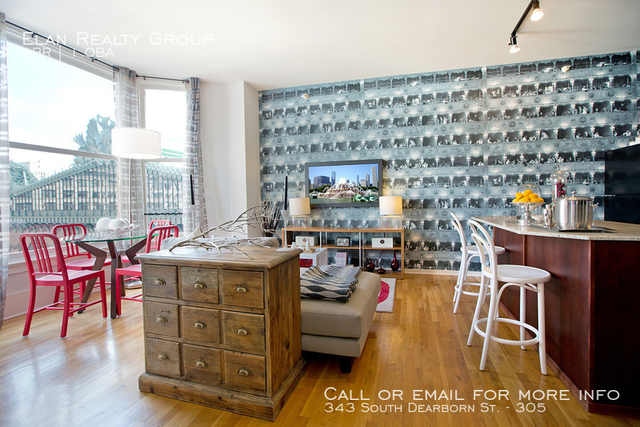 1 Bedroom, The Loop Rental in Chicago, IL for $1,735 - Photo 2