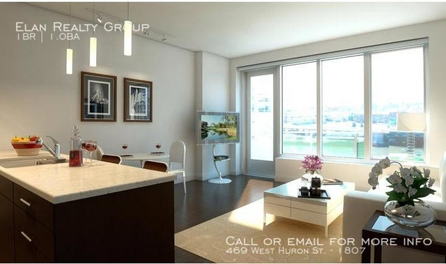1 Bedroom, River North Rental in Chicago, IL for $2,623 - Photo 1