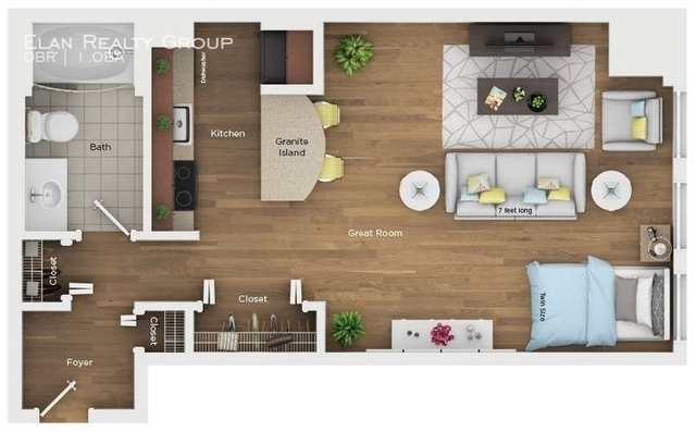 Studio, The Loop Rental in Chicago, IL for $1,685 - Photo 2