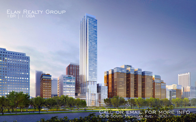 1 Bedroom, South Loop Rental in Chicago, IL for $3,100 - Photo 1