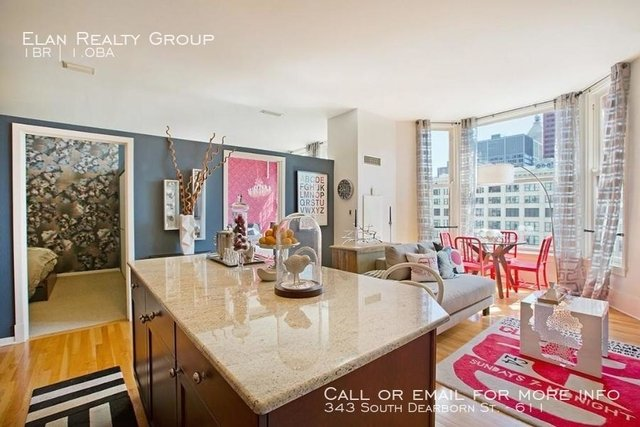 1 Bedroom, The Loop Rental in Chicago, IL for $1,750 - Photo 1