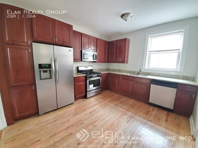 2 Bedrooms, West Rogers Park Rental in Chicago, IL for $1,380 - Photo 1