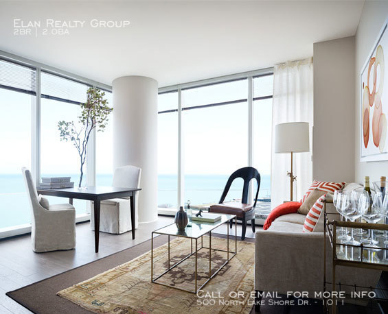 2 Bedrooms, Streeterville Rental in Chicago, IL for $4,000 - Photo 1