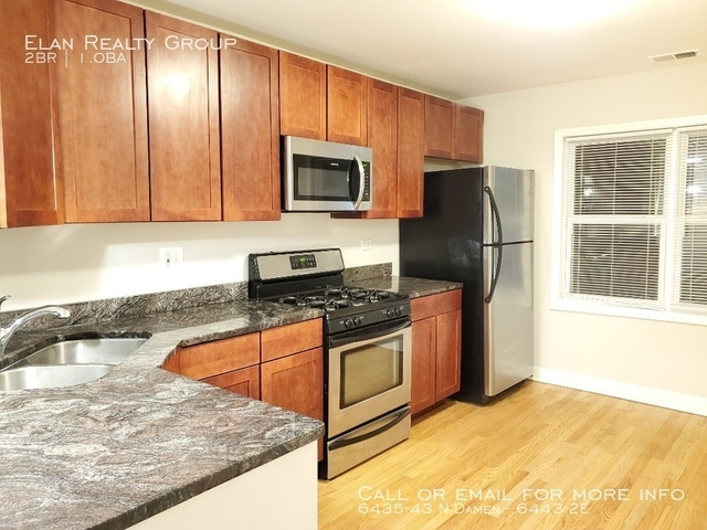 2 Bedrooms, West Rogers Park Rental in Chicago, IL for $1,430 - Photo 1