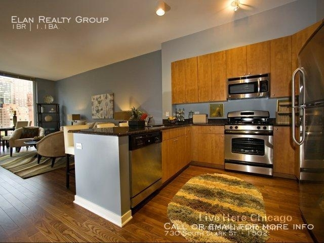 1 Bedroom, South Loop Rental in Chicago, IL for $2,023 - Photo 1