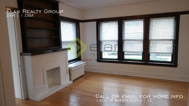 2 Bedrooms, Andersonville Rental in Chicago, IL for $1,900 - Photo 1
