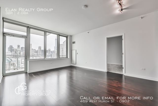 3 Bedrooms, River North Rental in Chicago, IL for $4,391 - Photo 2
