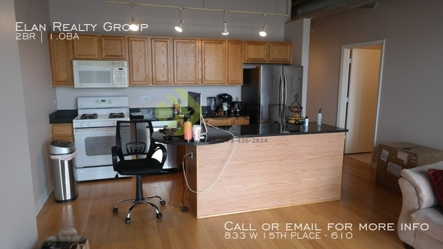 2 Bedrooms, University Village - Little Italy Rental in Chicago, IL for $1,900 - Photo 1