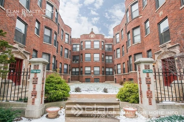 Studio, Rogers Park Rental in Chicago, IL for $900 - Photo 2