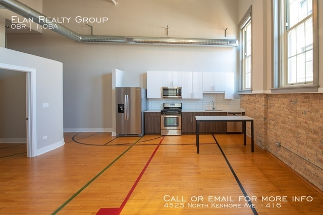 Studio, Uptown Rental in Chicago, IL for $1,525 - Photo 1