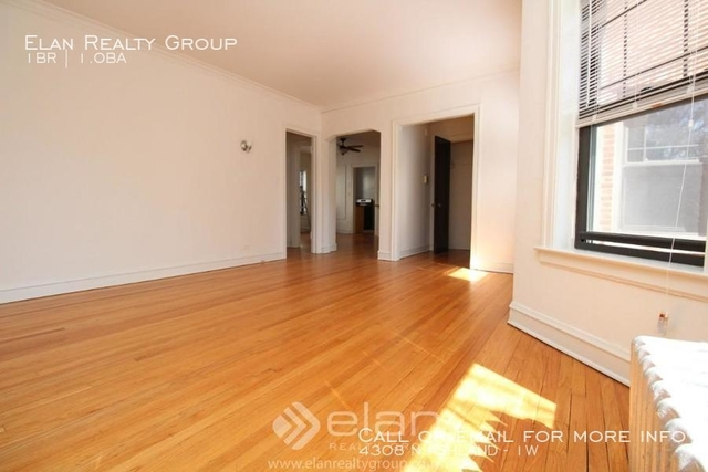 1 Bedroom, South East Ravenswood Rental in Chicago, IL for $1,199 - Photo 2