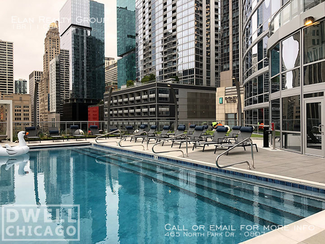 1 Bedroom, Streeterville Rental in Chicago, IL for $2,496 - Photo 1