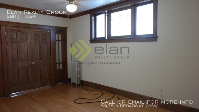 2 Bedrooms, Magnolia Glen Rental in Chicago, IL for $1,100 - Photo 1