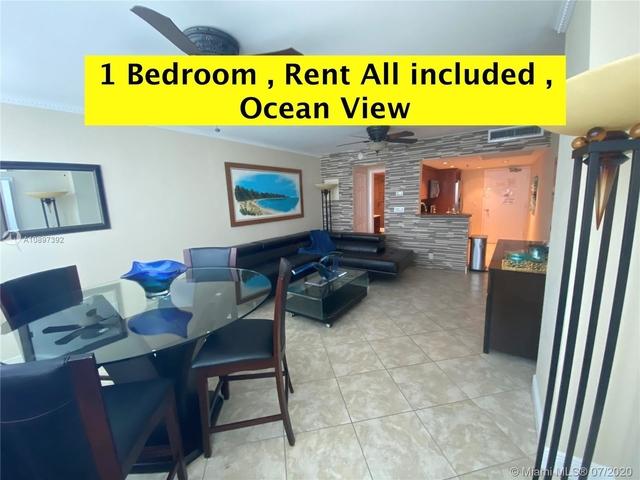 1 Bedroom, Oceanfront Rental in Miami, FL for $1,890 - Photo 1