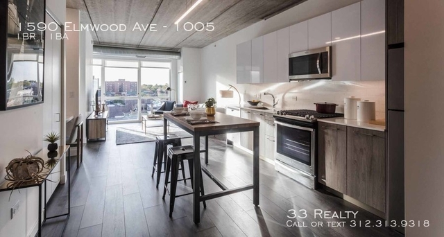 1 Bedroom, Evanston Rental in Chicago, IL for $2,435 - Photo 2