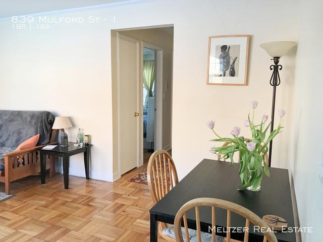 1 Bedroom, Evanston Rental in Chicago, IL for $1,125 - Photo 2