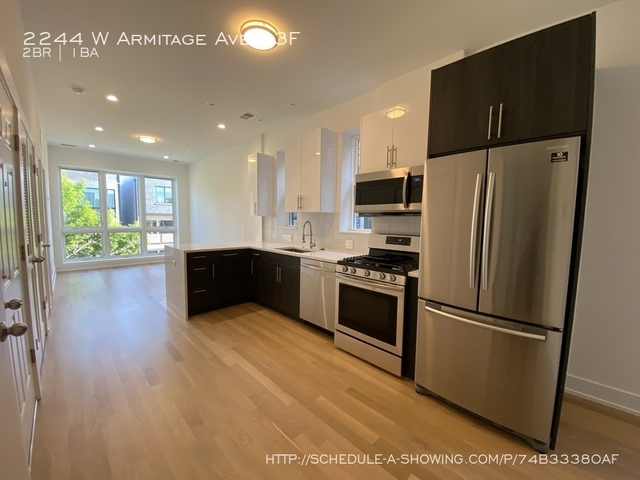 2 Bedrooms, Bucktown Rental in Chicago, IL for $2,295 - Photo 1