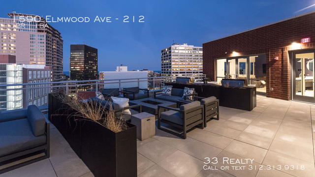 1 Bedroom, Evanston Rental in Chicago, IL for $2,550 - Photo 1
