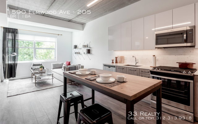 1 Bedroom, Evanston Rental in Chicago, IL for $2,435 - Photo 1