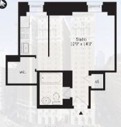 Studio, Koreatown Rental in NYC for $2,050 - Photo 2