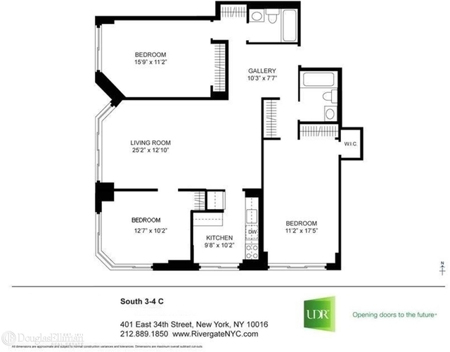 2 Bedrooms, Murray Hill Rental in NYC for $5,059 - Photo 2