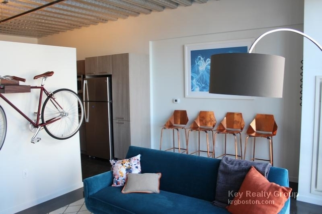 Studio, Seaport District Rental in Boston, MA for $2,512 - Photo 2