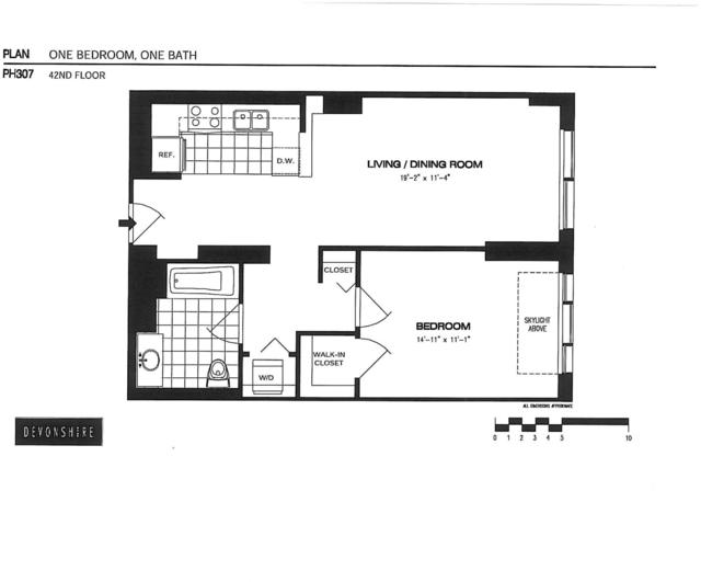 1 Bedroom, Downtown Boston Rental in Boston, MA for $3,662 - Photo 1