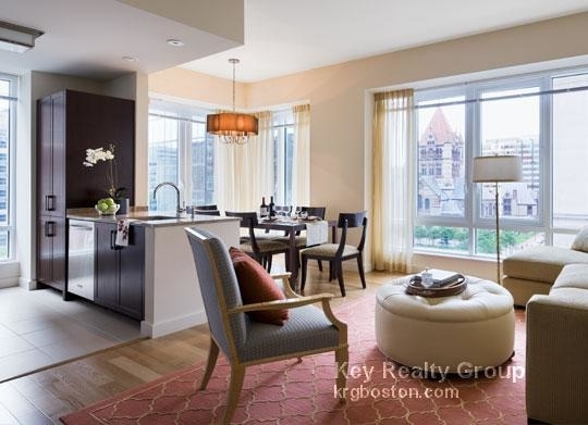 1 Bedroom, Prudential - St. Botolph Rental in Boston, MA for $4,555 - Photo 1