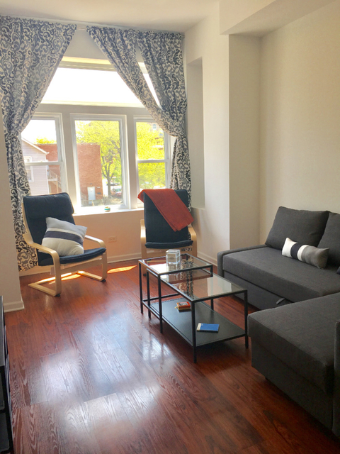 2 Bedrooms, Heart of Chicago Rental in Chicago, IL for $1,275 - Photo 2