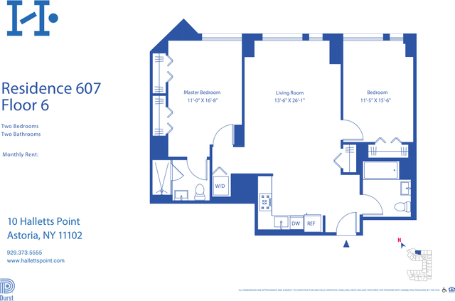 2 Bedrooms, Astoria Rental in NYC for $3,780 - Photo 2
