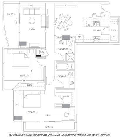 1 Bedroom, Uptown Rental in Dallas for $2,090 - Photo 2