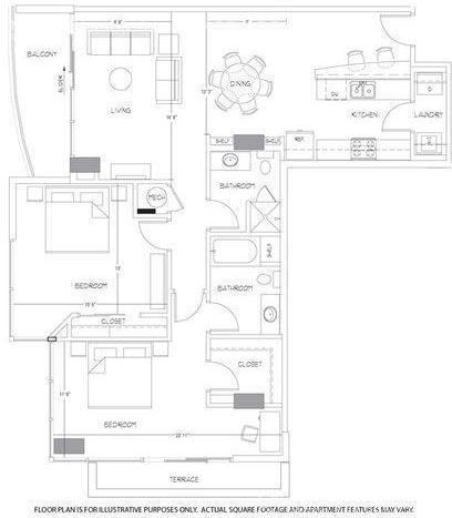 1 Bedroom, Uptown Rental in Dallas for $1,605 - Photo 2