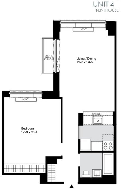 1 Bedroom, Chelsea Rental in NYC for $3,562 - Photo 2
