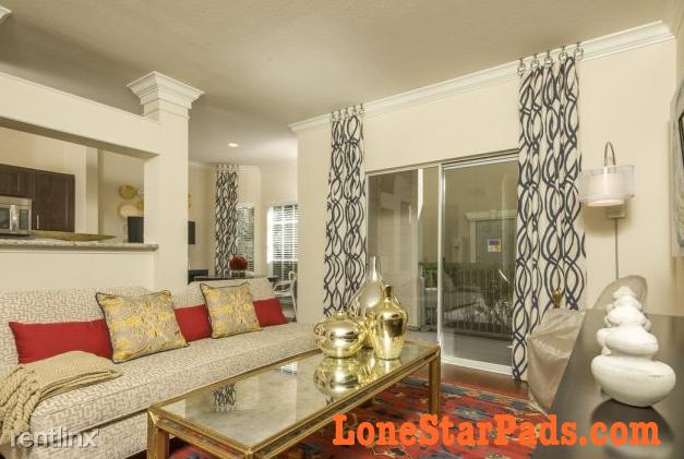 1 Bedroom, Neartown - Montrose Rental in Houston for $1,337 - Photo 2