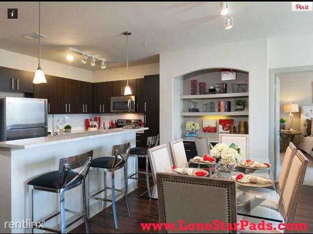 1 Bedroom, Neartown - Montrose Rental in Houston for $1,378 - Photo 2