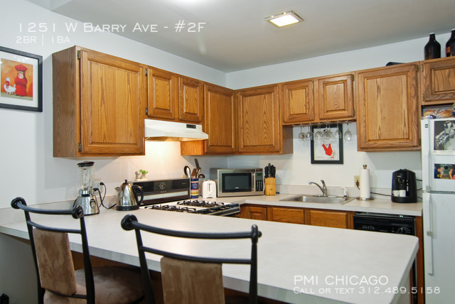 2 Bedrooms, Lakeview Rental in Chicago, IL for $1,750 - Photo 2